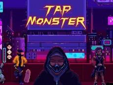TapMonster:来自赛博朋克的召唤 一款值得等待的Game+NFTs的战斗世界